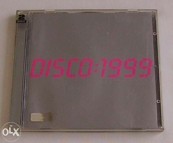 Disco : 1999 - CD Duplo