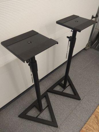 Statywy, podstawki, stojaki, standy audio pod kolumny, monitory.