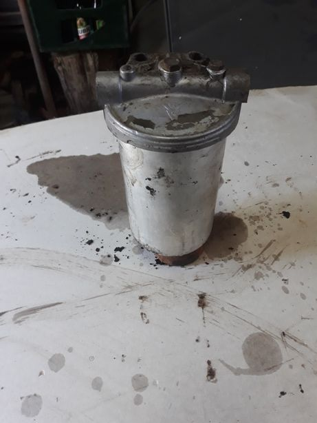 Obudowa filtra paliwa ifa fortschritt