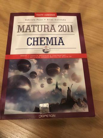 Matura Chemia Operon rozszerzona testy i arkusze NOWE