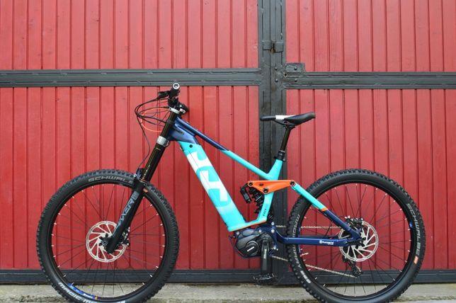 Велосипед двухподвес електро Husqvarna EXC 9 27.5 + 2020Року