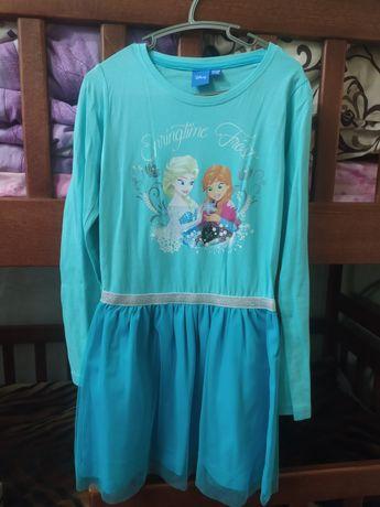 Новое платье Disney, Анна и Эльза