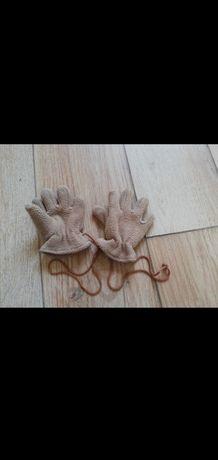 Rękawiczki niemowlęce