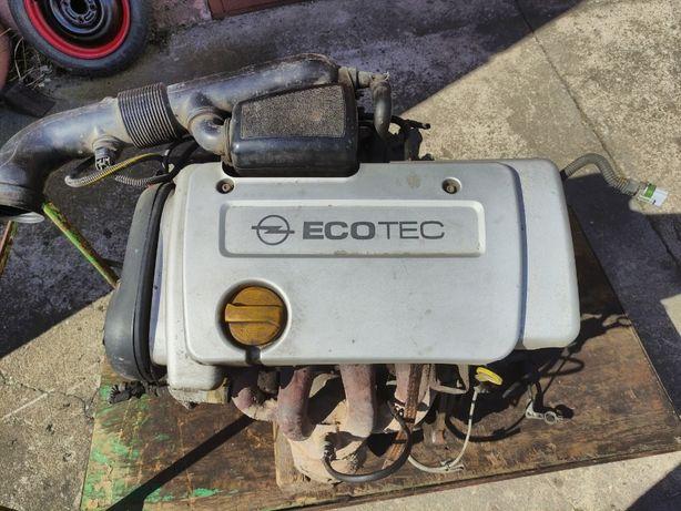 OPEL ASTRA II G CORSA C 1,4 16v silnik kpl. Z14XE