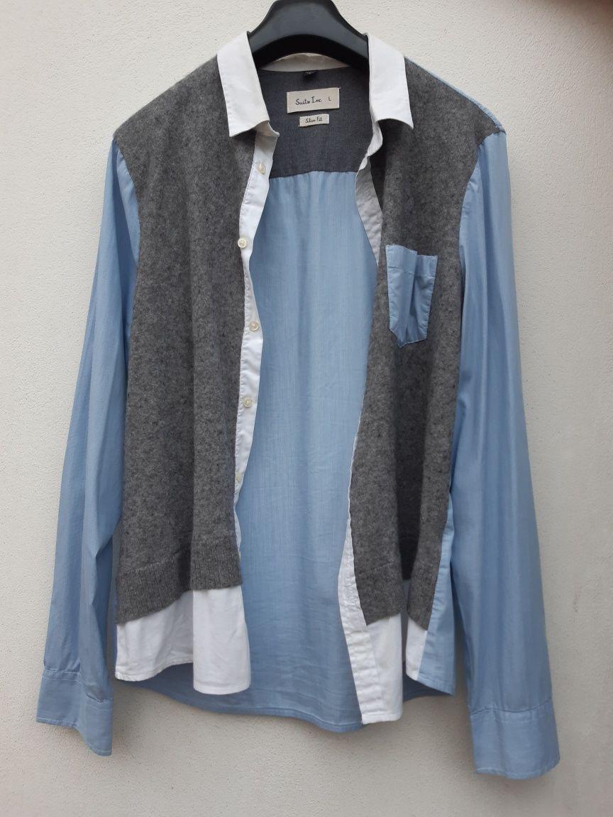 Camisa Homem Suits Inc