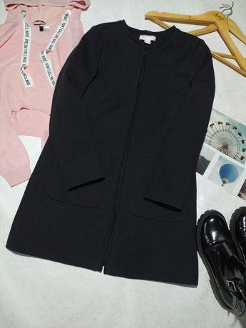 Удлиненный пиджак пальто H&M р.M, 38