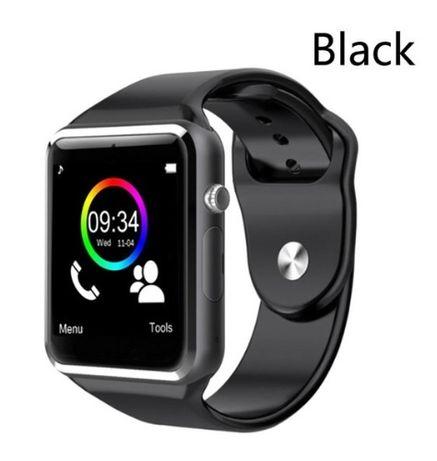 SmartWatch A1 | Relógio inteligente | Smartphone iOS Android Bluetooth