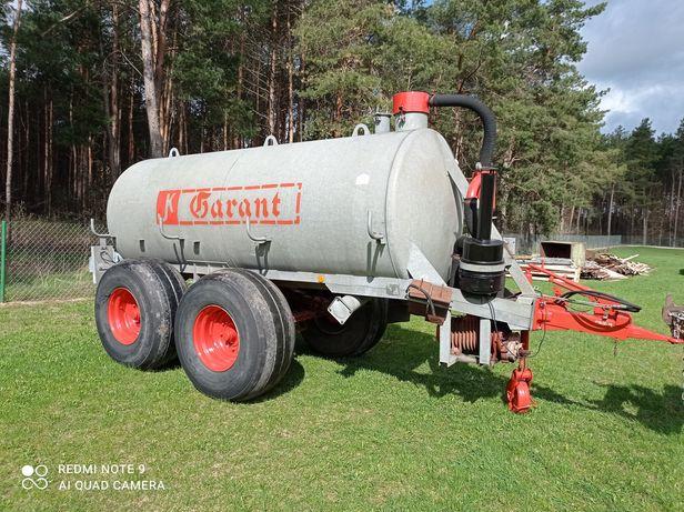Beczkowóz 7000 litrów beczka wóz asenizacyjny szambiarka Kotte joskin