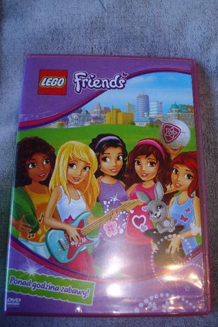 Film DVD Lego Friends