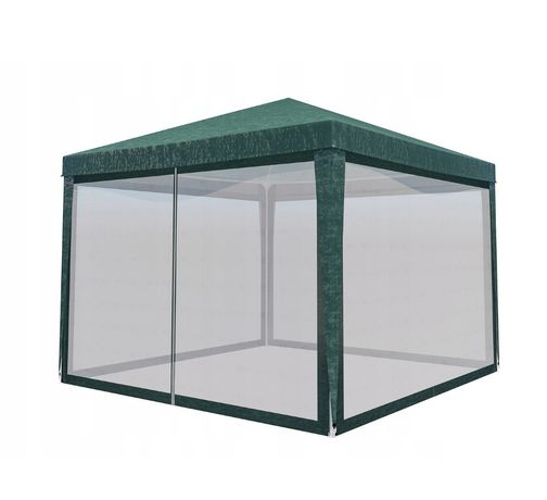 Namiot ogrodowy 3x3 z moskitierą