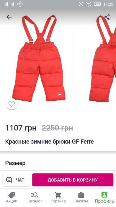 Новые зимние брюки Александрия - изображение 1