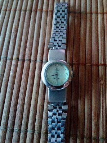 PRL zegarek damski bransoleta na baterie sprawny