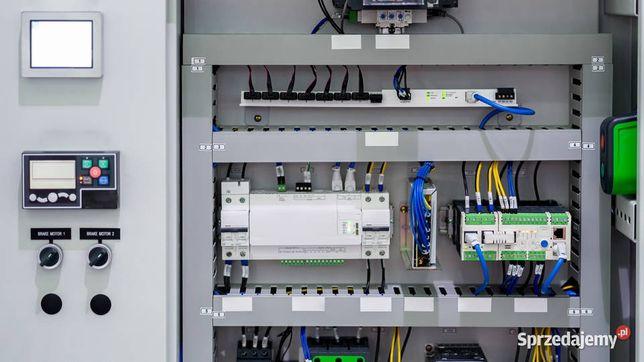 Instalacja i Programowanie sterownikow plc , falowników, korepetycje