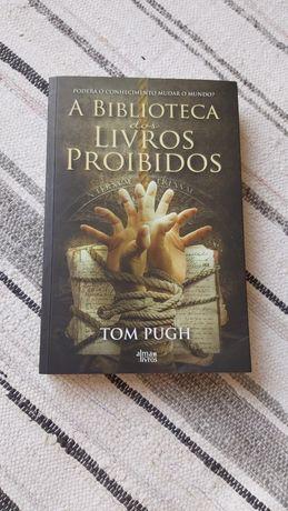 A biblioteca  dos livros proibidos
