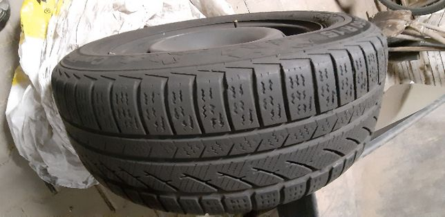 Opony zimowe 205/60 R15 CONTINENTAL Conti Winter Contact TD810