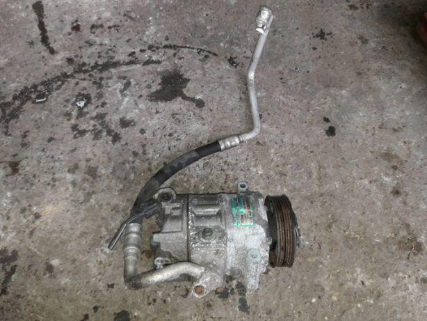 Sprężarka kompresor czujnik klimatyzacji VW PASSAT B6 2.0 TDIGOLF 5 V