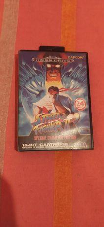 Street Fighter II sega mega drive