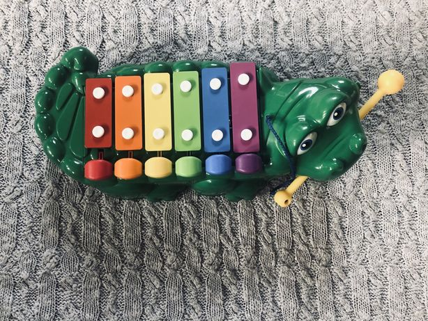 Fisher-Price Cymbałki Krokodyl K9448