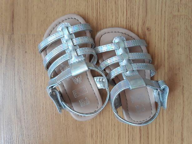 Sandałki F&F 22