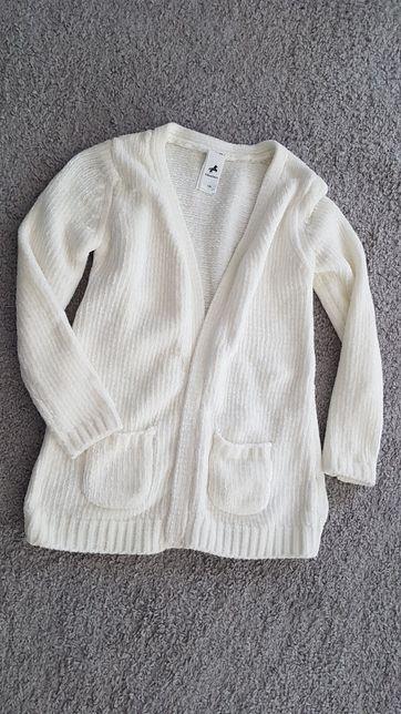 Sweterek, kardigan 134 jak nowy C&A