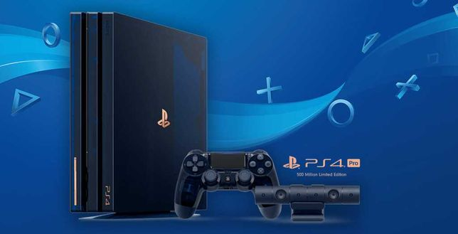 Sony Playstation 4 Pro 500 Million LE 2TB
