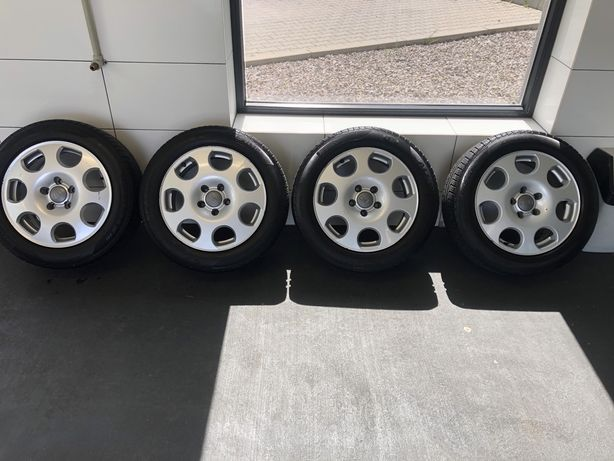 Felgi 16 cali 5x112 Audi