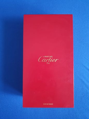 Oryginalne pudełko Cartier