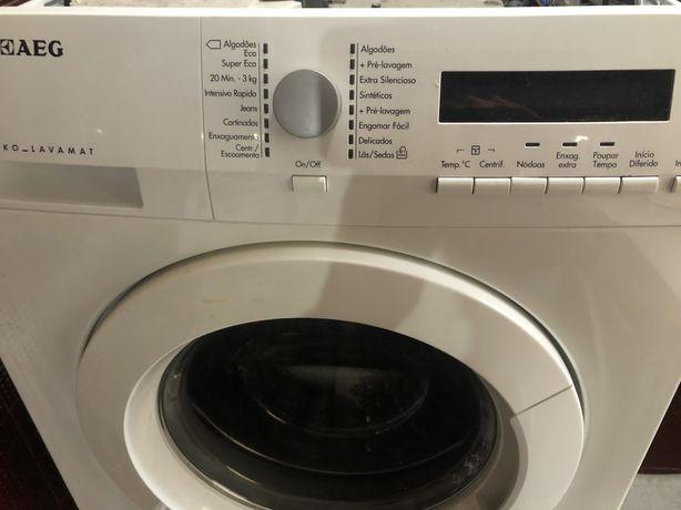 Maquina lavar roupa AEG para arranjo ou peças