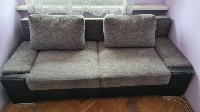 Łóżko kanapa rozkładana