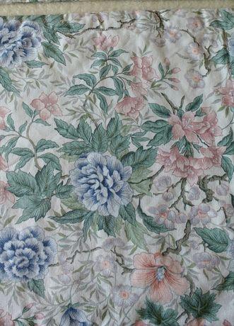 Poszewki na poduszki, ozdobne, bawełna,kwiaty, w stylu angielskim