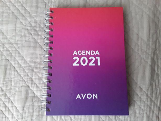 Agenda 2021 (NOVA) Portes Grátis