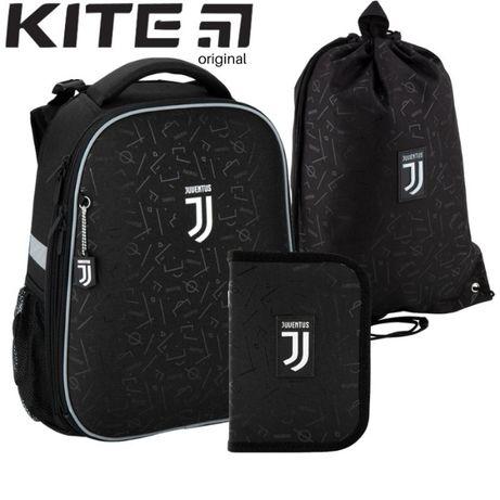 Набір рюкзак + пенал + сумка Kite Education FC Juventus SET JV20-531M
