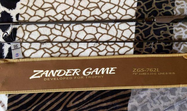 Hearty Rise Zander Game ZGS762L