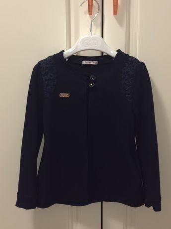 Школьный пиджачок «Suzie» для девочки, 116 см