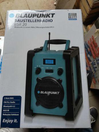 Radio budowlane Blaupunkt bsr 20