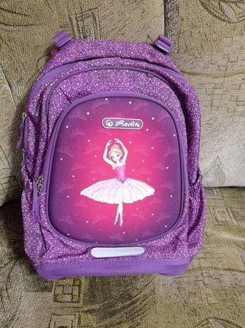Школьный рюкзак для девочки Herlitz(Польша)