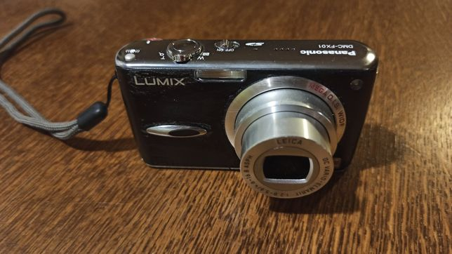 Aparat fotograficzny Panasonic Lumix DMC-FX01