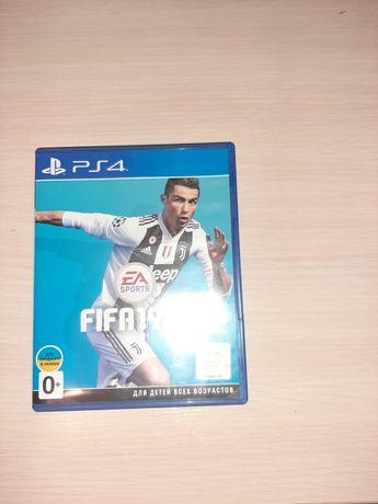 Диск  Fifa 19 ea sport