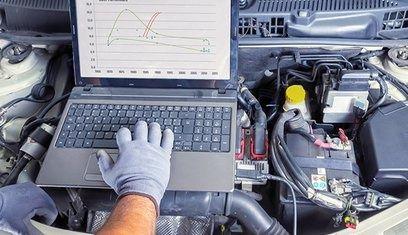 Компьютерна діагностика ремонт ходової регулювання карбюратора