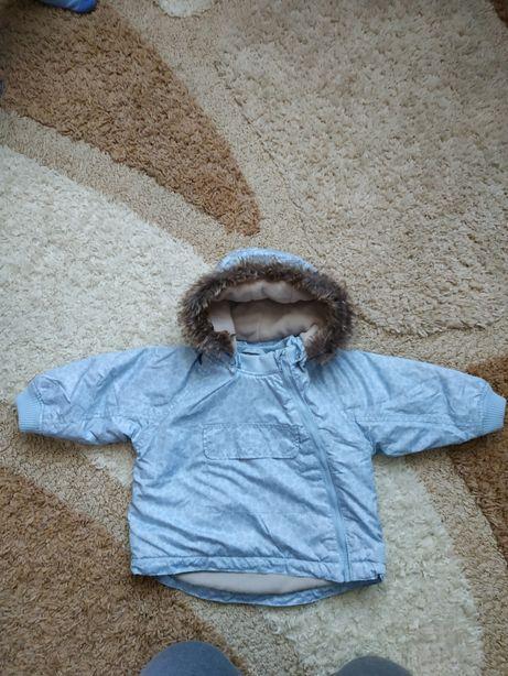 Зимова курточка