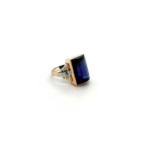 Złoty pierścionek 5,73 gr pr 585 roz.11