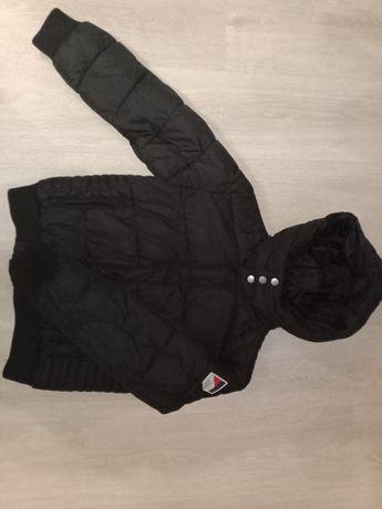 Bardzo ciepła Kurtka chłopięca zimowa Zara 152 cm