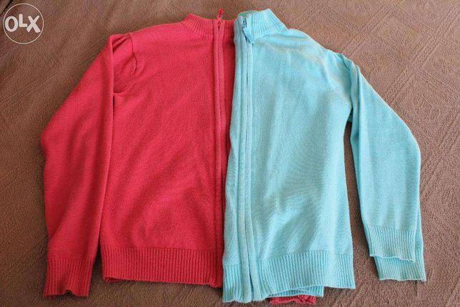 casacos 11-12 anos lefties