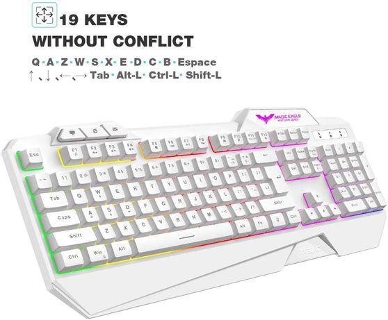 Havit HV-KB391L Magic Eagle klawiatura gamingowa