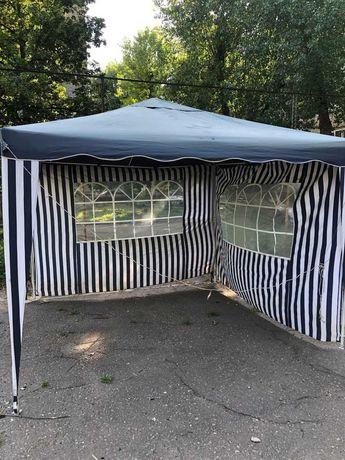 Садовый Шатер палатка павильон 3х3