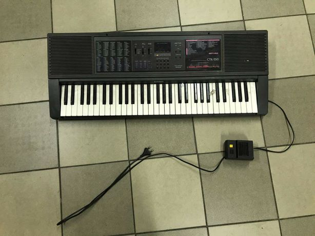 keyboard (organy) Casio CTK-550