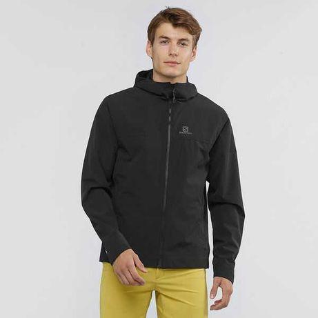 Kurtka męska przeciwdeszczowa Explore Salomon L jacket nowa