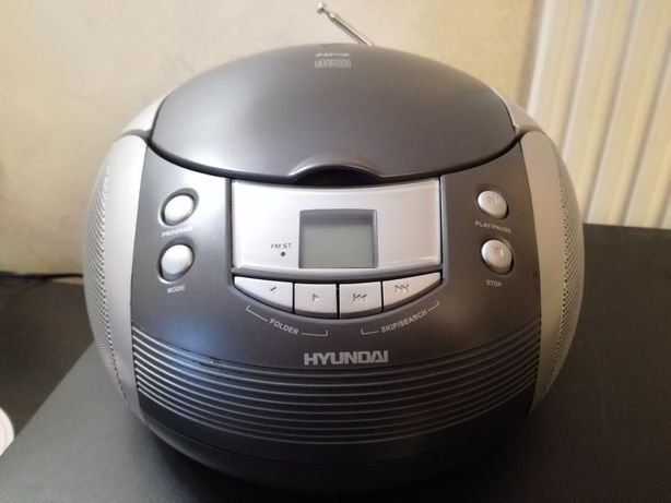 CD/MP3-стереомагнитола Hyundai H-1436