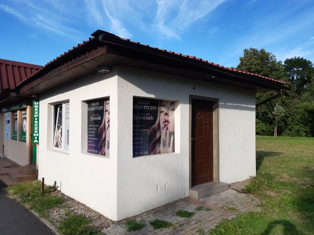 Kiosk pawilon budka lokal 24 m2 do wynajęci Jelenia Góra