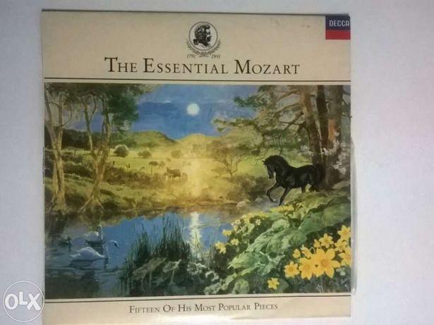 The Essential Mozart (VINIL)